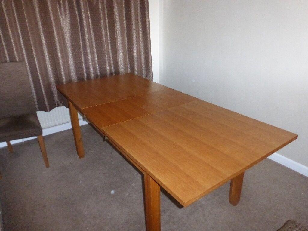 Next Dining Room Table Teak