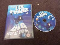 DVD Lee Evans Big Live at the O2