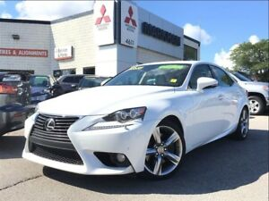 2014 Lexus IS 350 Base Off Lease! (NAV, LEATHER, PREMIUM PKG)