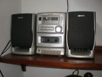 Aiwa LCX-150K Stereo Music Centre