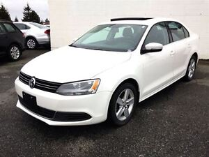 2013 Volkswagen Jetta Comfortline Auto (with sunroof)