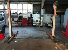 Lifter/ ramps
