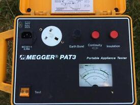 Megger pat 3