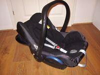 Maxi Cosi CabrioFix Car Seat (Group 0+) Black