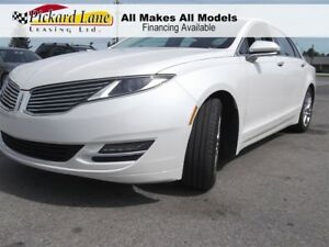 2013 Lincoln MKZ Base $144.56 BI WEEKLY! $0 DOWN! LEATHER!! BLUE