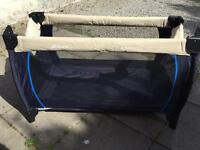 Haick Baby center Travel Cot