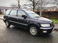 ( 7 Seater ) Mitsubishi Space Wagon Automatic MPV GDI! 89k 2! Like Zafira Touran Galaxy Verso Sharan