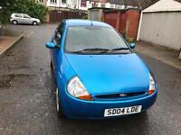 FORD KA 1.3i Style [70] 3dr (blue) 2004