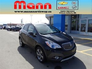 2014 Buick Encore Leather - PST paid, Remote start, Safety packa