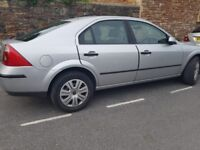 Ford mondeo 2lt TDCI 2004 silver,great condition