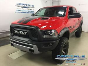 2016 Ram 1500 REBEL*MODIFIE*TOIT OUVRANT*GPS