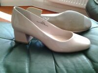 M & S nude shoes size 6 1/2