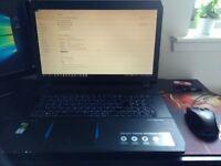 Gaming Laptop 17.3 17 inch GTX 1060 6GB, i5, SSD+ 1TB HDD, 8GB RAM, +Asus Backpack