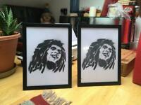 Bob Marley prints for sale!
