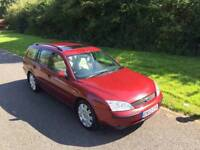 FORD MONDEO 2.0 DIESEL AUTOMATIC X PACK FULL LEATHER. DRIVES THE BEST. ONLY DONE 79K FROM NEW