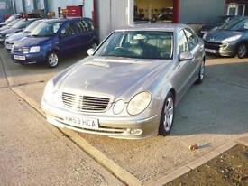 Mercedes-Benz E Class E320 Cdi Avantgarde (silver) 2003