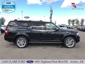 2015 Ford Expedition Max Platinum EcoBoost MAX 4WD