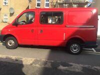Bargain LDV 6 seats plus van , drive excellent