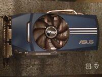 ASUS GeForce® GTX 460 (256-bit) 1024 Mb GDDR5