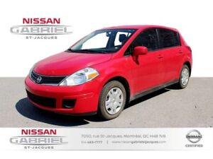 2012 Nissan Versa 1.8 S Hatchback