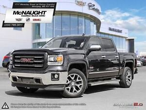 2014 GMC Sierra 1500 SLT | Nav | All Terrain | Bose | Heated Sea