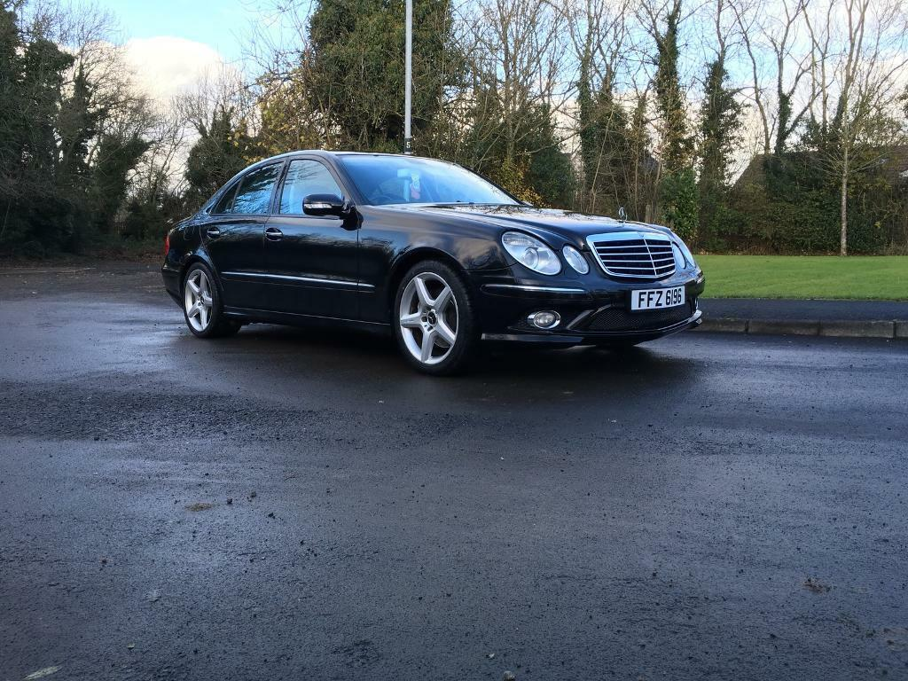 mercedes e320 cdi sport in coleraine county londonderry. Black Bedroom Furniture Sets. Home Design Ideas