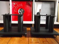 Atacama SL200i Speaker Stands (Pair) Black *COLLECTION ONLY*