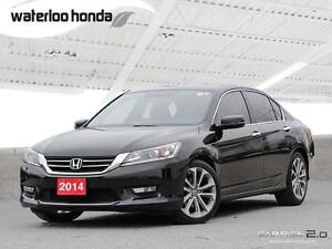 2014 Honda Accord Sport One Owner, Back Up Camera and More!