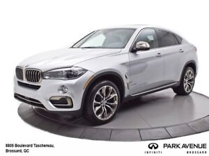 2015 BMW X6 XDRIVE 35I* HEADS UP DISPLAY* MAGS 20 POUCES*FULL*