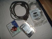 500gb sata HDD with win 7 plus extras