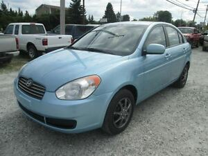 2010 Hyundai Accent L  AUTOMATIQUE