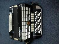 Royal standard solista, butyon accordion 96 bass