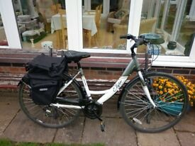 Apollo Elyse Comfort Series 18 Speed Cycle