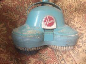 Vintage Hoover Floor Polisher