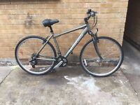 Mens Carrera Lightweight Hybrid Mountain Bike in Very Good Condition