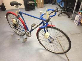 Elswick Puma Retro Racing Bike 70's 80's