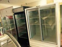 Commercial Refrigeration coolers 3 for sale all work good