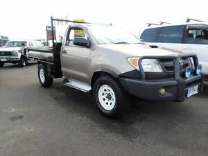 2006 Toyota Hilux Ute Traralgon Latrobe Valley Preview