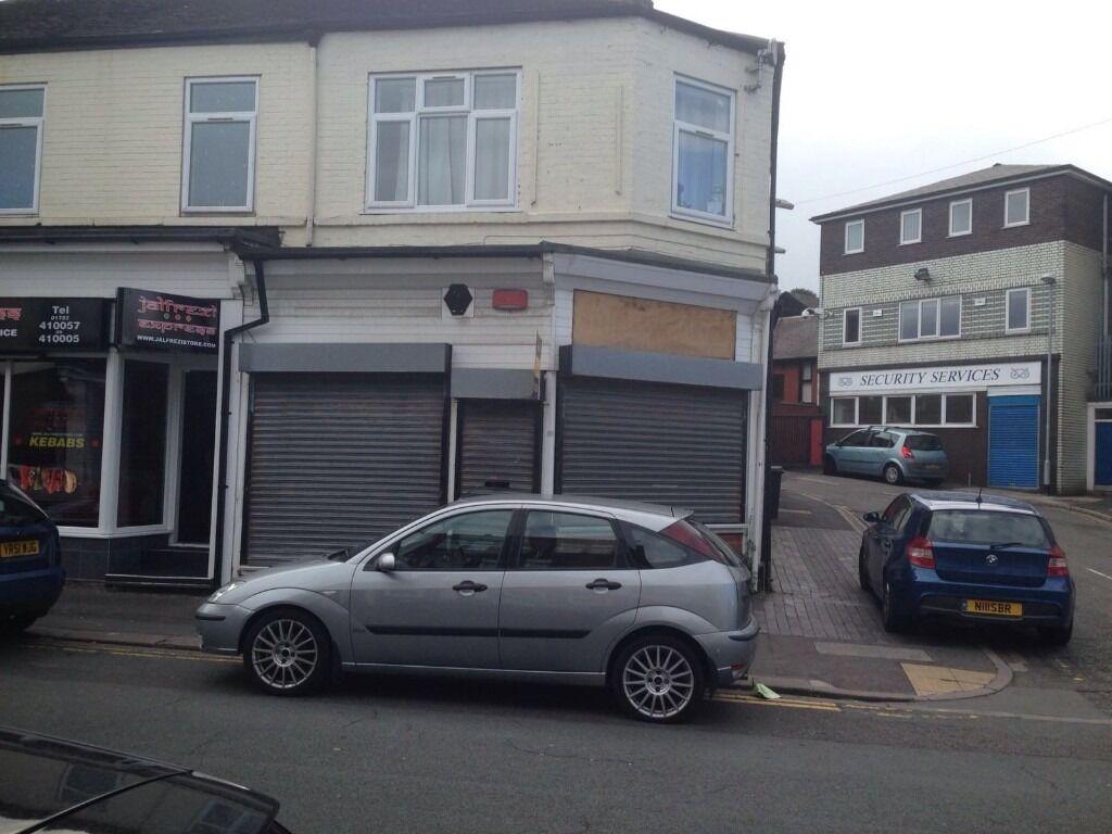 Liverpool Road Stoke Shop