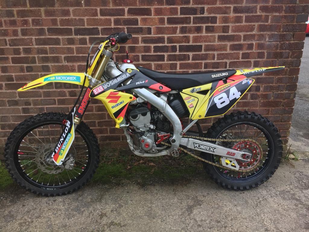 RM-Z250 2010