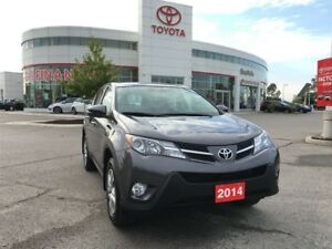 2014 Toyota RAV4 LE AWD - Toyota Certified, 160-Point Inspection