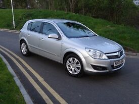 07 Vauxhall Astra 5 door Elite, Automatic, Excellent condition