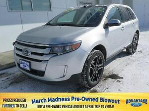 2014 Ford Edge SEL Nav. Moonroof.