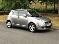2007 Suzuki Swift 1.5 GLX Petrol Manual 5dr Hatchback P/X Welcome