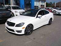 2014 Mercedes C350 4matic ***AMG PACKAGE***NEUVE***
