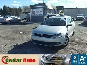 2013 Volkswagen Jetta Comfortline - One Owner - Moonroof