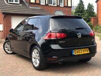 Volkswagen, GOLF, Hatchback, 2014, Manual, 1598 (cc), 5 doors