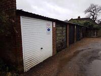 Garages to Rent: Ferney Road off Chertsey Road, Byfleet KT14 - ideal for storage/ car etc