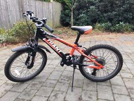 """Boys - Giant XTC Bike 20"""" Wheels"""