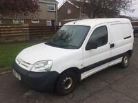 Citroen berlingo enterprise 1.7 diesel 06 reg mot January